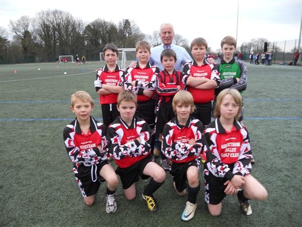 Football Team - last game