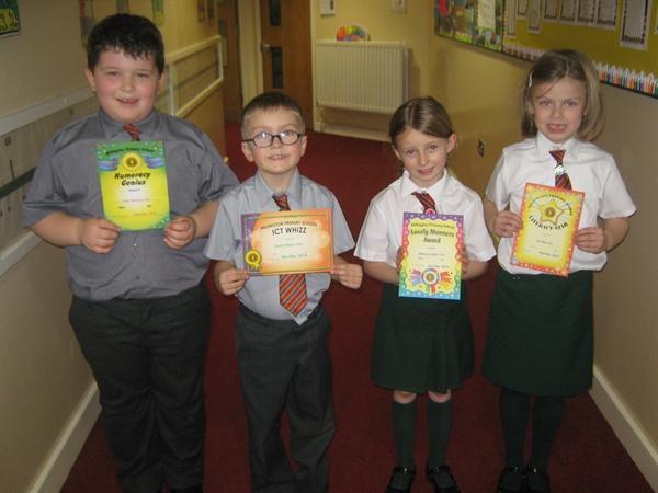 November - Prize Winners