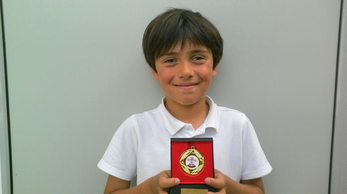 Jacob - Football Competition winner!