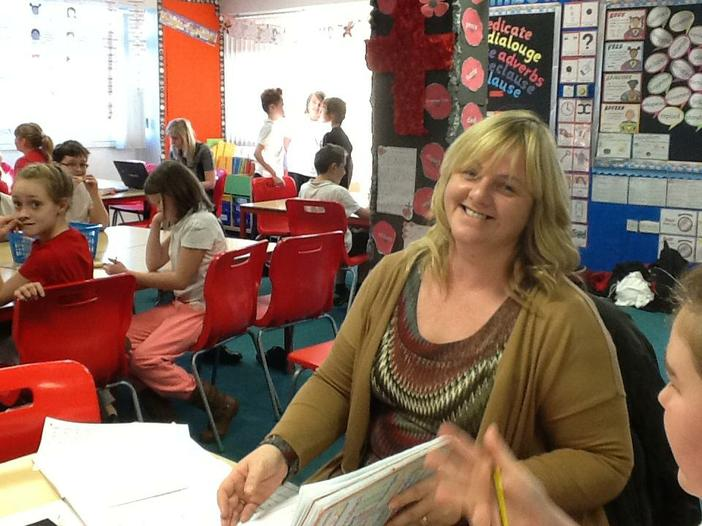 Mrs Jane Ferry- Teaching Assistant