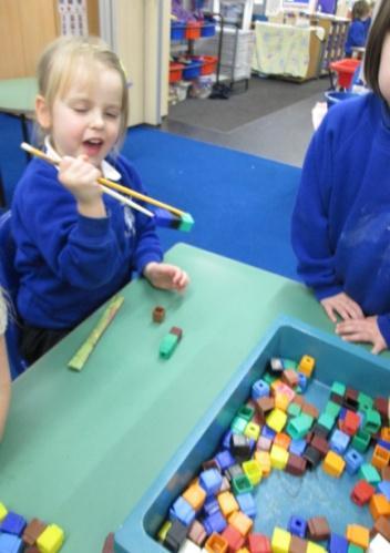 The Chopstick Challenge!