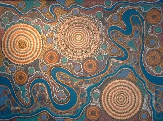 Aboriginal Art Inspiration