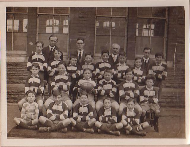 1922 School Rugby Team