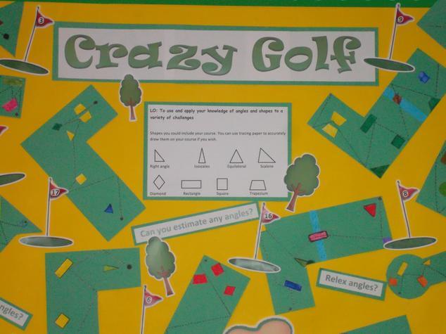 Golf Numeracy