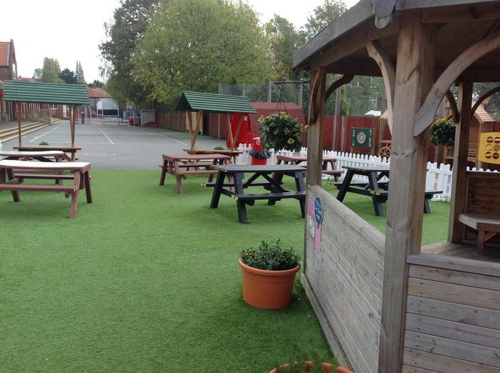 KS2 Playground