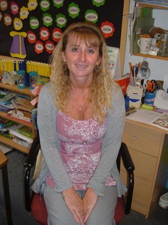 Paula Draper Reception Teacher/Ass't Headteacher