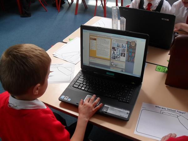 Internet Research: Who was Samuel Pepys?