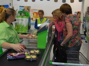 June 2014 - Asda shopping experience - Year 6 7