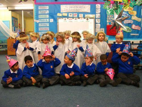 Our Swedish St. Lucia Day: 13th December 2012
