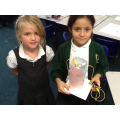 Y2 Making a lamp for Florence Nightingale
