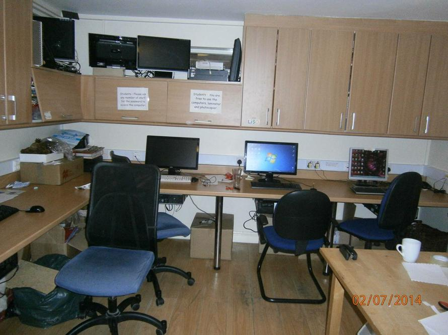 Workroom - Find a Space to Write