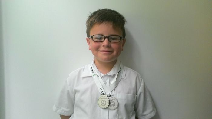 Matthew - Skoda Race Winner!
