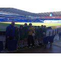 In the Cardiff City FC Stadium