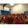 A fantastic whole class performance