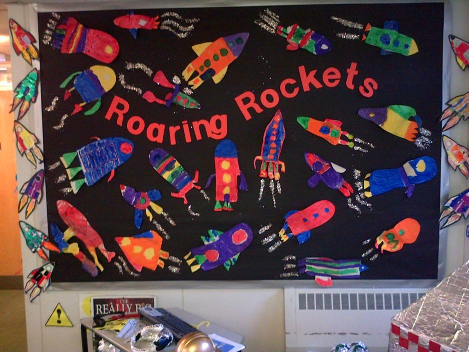Rockets Blasting Off!!!
