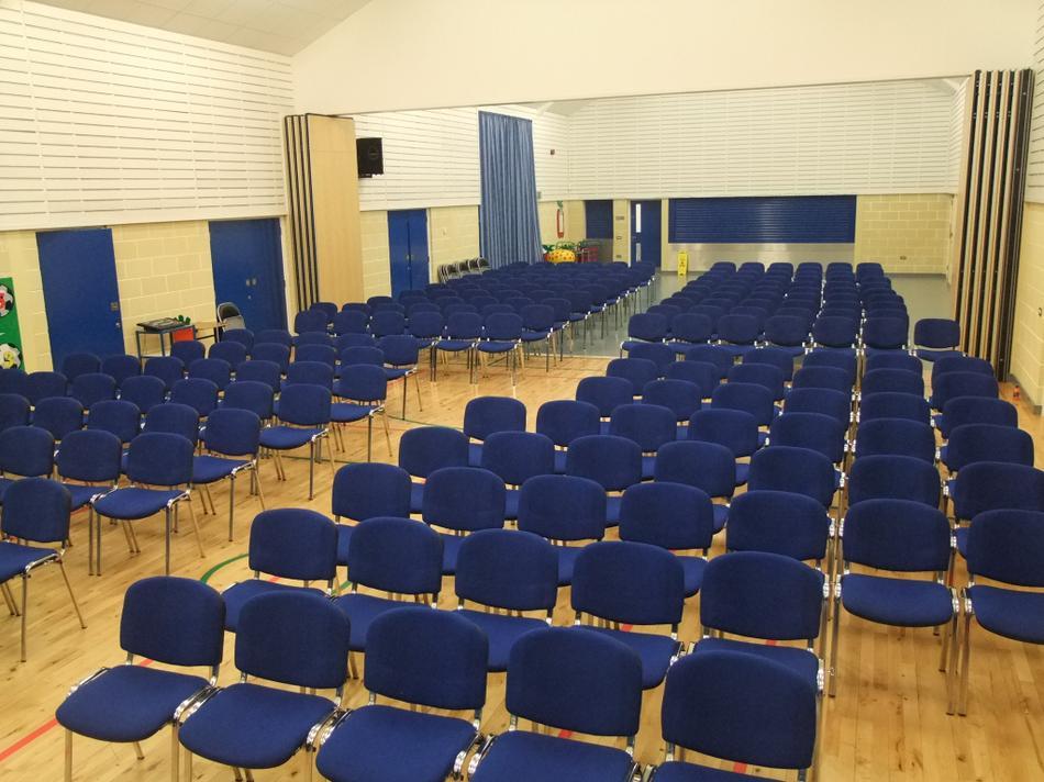 Dual purpose halls