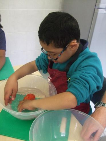 Making Ratatouille