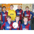 Football Team (Spring 2013)