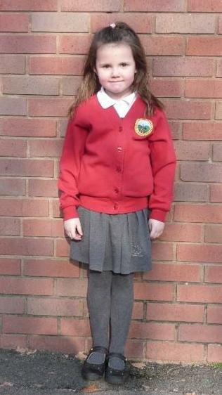 KS1 Girl School Uniform