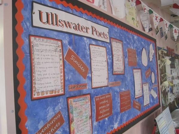 Ullswater Classroom Spring 2014