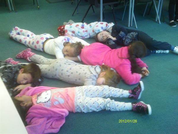 Oh no! Year 3 have forgotten to get dressed!
