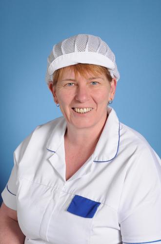 Mrs Mc Gibbon Assistant Cook