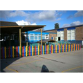 Early Years outdoor teaching area