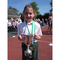 Key Stage 1 Girl Champion