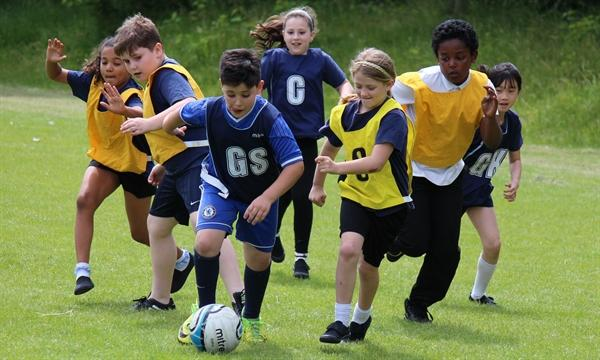 Year 4 World Cup