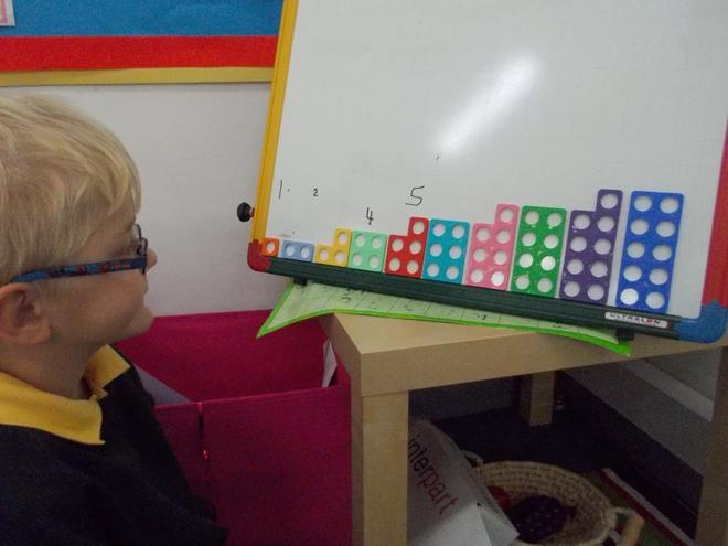 Numicon in Year 1