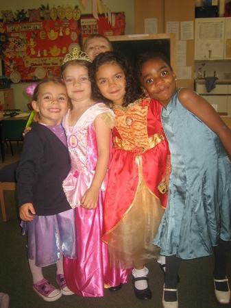 We really enjoyed celebrating the Royal Wedding