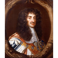 King Charles II. The King in 1666.