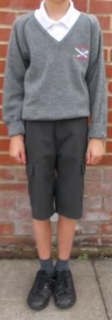 summer uniform boy