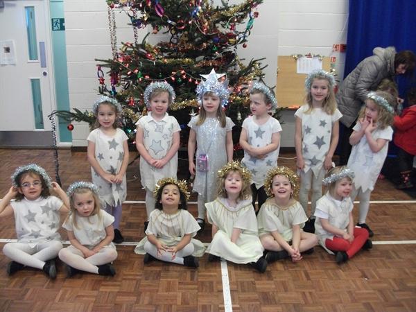 Reception/Year 1 Christmas Play