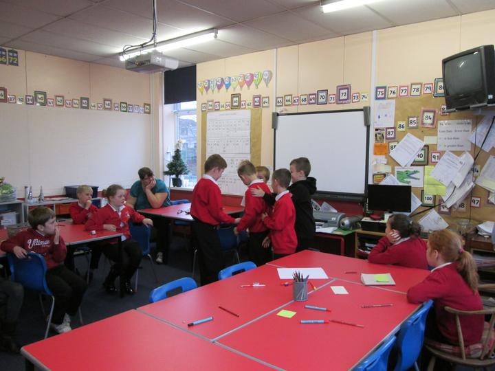 Acting out  how to deal with bullies.
