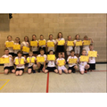 Well done to Year 5 & 6 who came 2nd in the finals