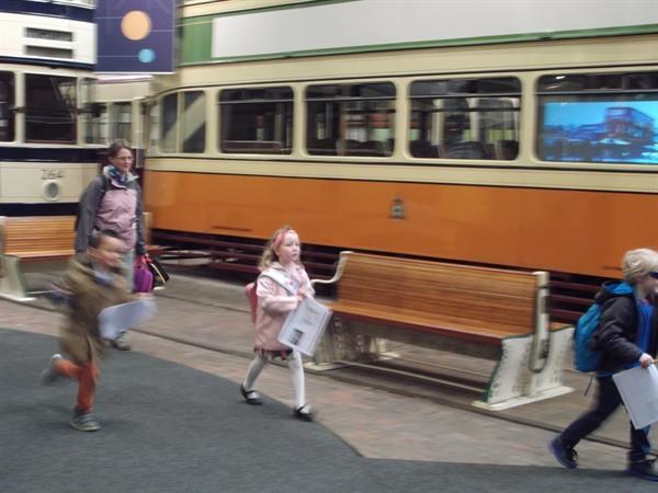 Crich Tramway Museum