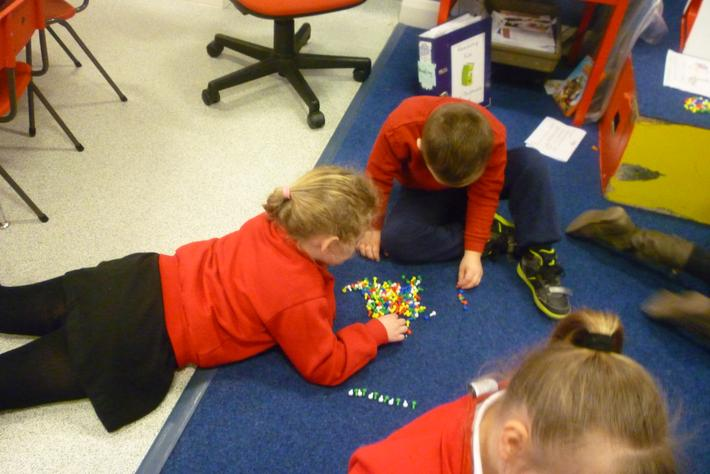 Counting in 10s