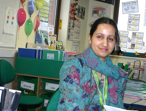 Miss N Bano-Teaching Assistant