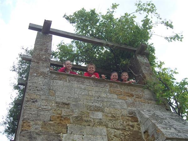 Visit to Rockingham