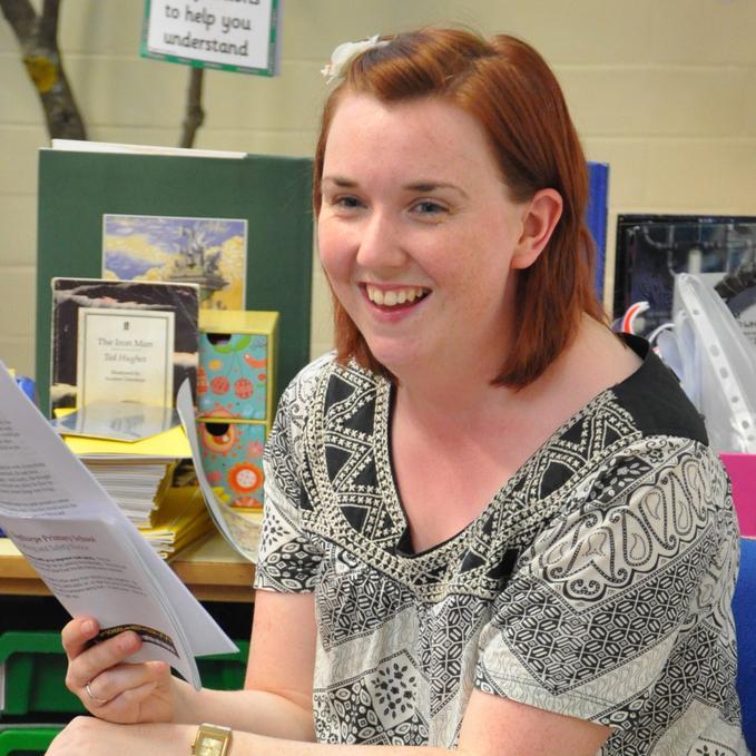 Miss Webster - Foundation/Y1 Teacher