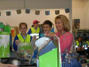 June 2014 - Asda shopping experience - Year 6 6