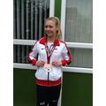 Erin & IPC World Championship 400m bronze medal