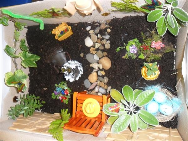 Our Secret Garden Afternoon!