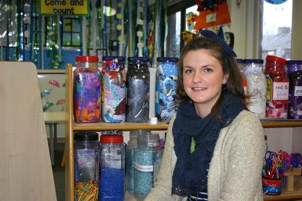 Mrs K Jagger - EYFS Phase Leader, Nursery Teacher