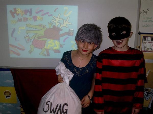Ben and Granny - Gangsta Granny