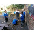 Year 1 Outdoor Area