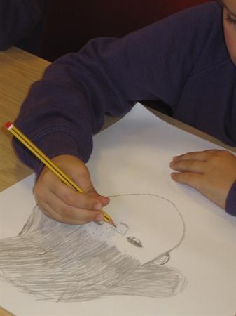 Victorian Archives & Big Draw (Autumn 14)