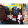 Feeding our love of reading