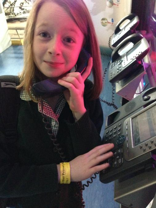 Hello? Operator?!